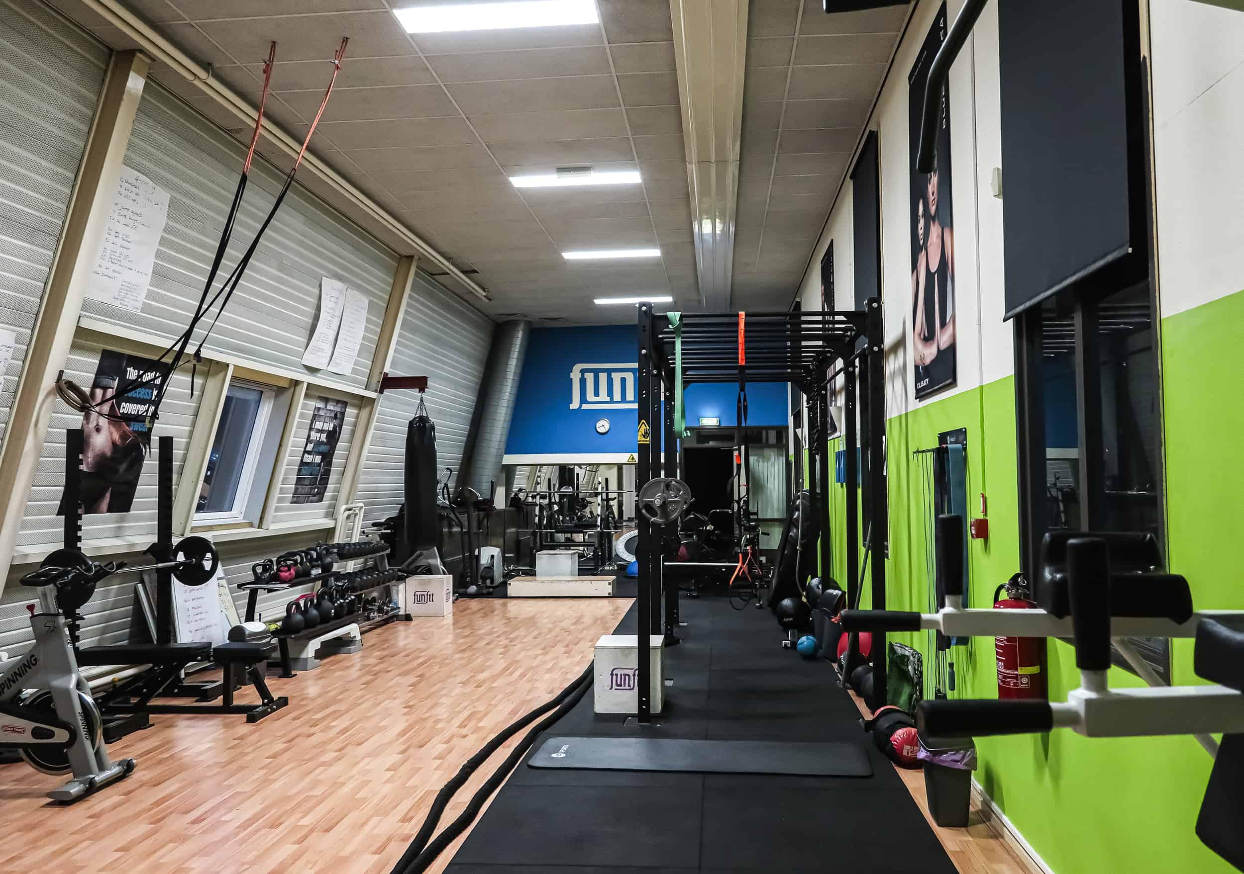 Funfit sportschool Lisse